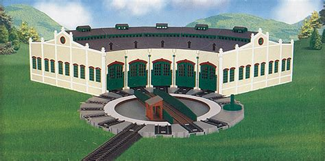 Bachmann Tidmouth Sheds by Credit Valley Railway Order