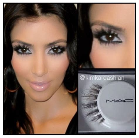 Mac Eyelashes mac eye lashes 35 make up mac