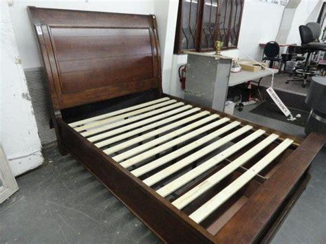 mission style bed frames mission style bed frame