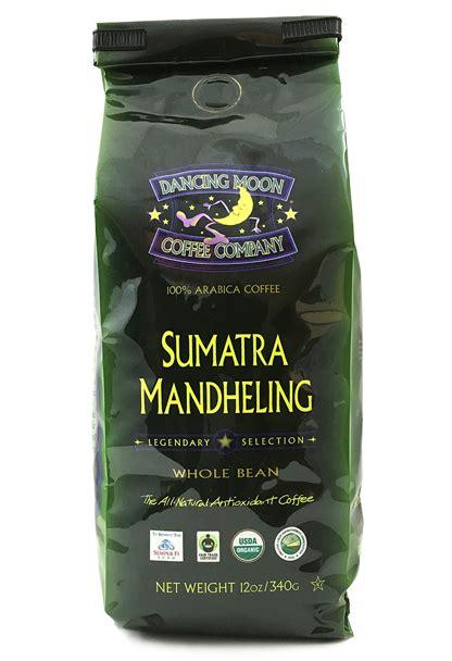 Espresso Mandheling Blend 500gr moon coffee sumatra mandheling