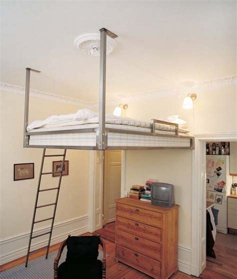 small bedroom loft bed loft beds for small apartment or flats from compact living