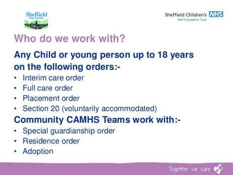 looked after children section 20 multi agency working for looked after children in