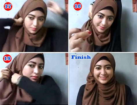 tutorial hijab pashmina natasha farani simple tutorial hijab paris segi empat terbaru 2014 by natasha