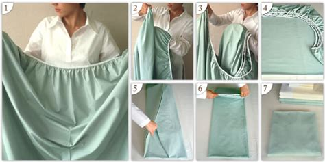 how to fold fitted bed sheets how to fold a fitted sheet fast and easy