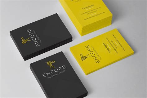 Free Videographer Business Card Template by Wonderful Videographer Business Cards Images Business