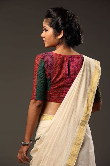 High Neck Blouse With Kerala Saree by 35 Gorgeous Kerala Saree Blouse Designs To Try This Year