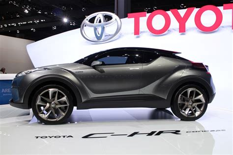 toyota to build c hr crossover drive philippines