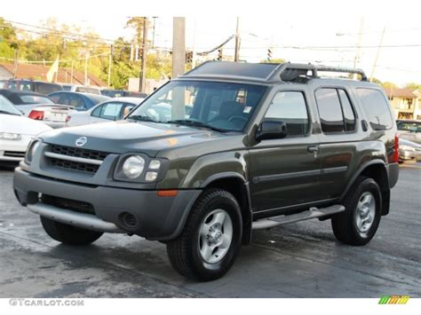 2003 canteen green metallic nissan xterra se v6 63200586 photo 11 gtcarlot car color