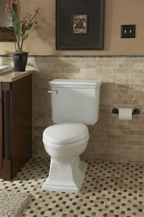 Plumbing Tips For Toilets by Mansfield Plumbing Offers Tips On Handling Plumbing