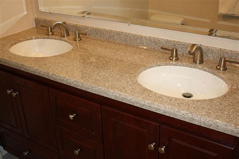 Vanity Countertops Custom Bathroom Vanity Tops With Sinks Tomthetrader