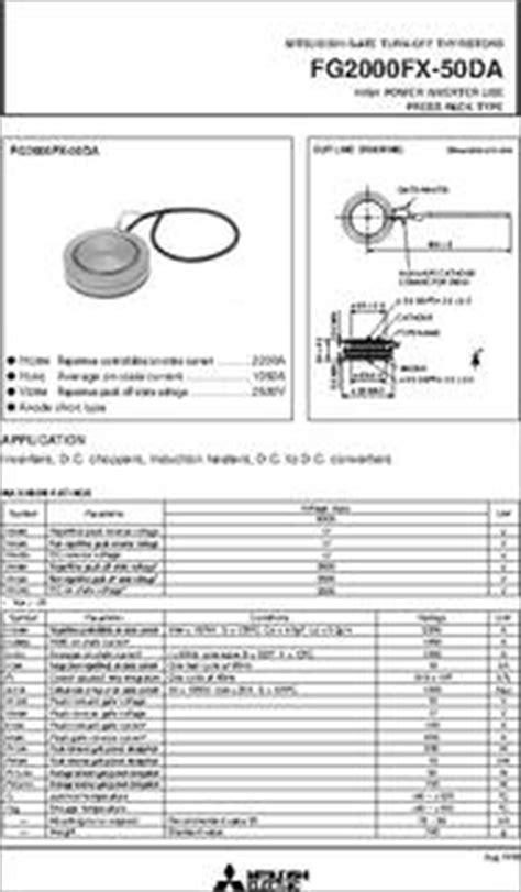 datasheet transistor gt30f124 transistor gto datasheet 28 images mgto1000 datasheet pdf motorola inc dynex dgt304 series