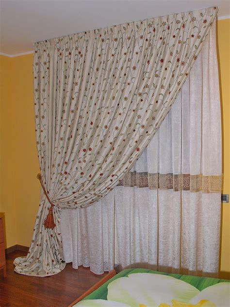 tende cer tende arredamento classico cheap bastone per tende in