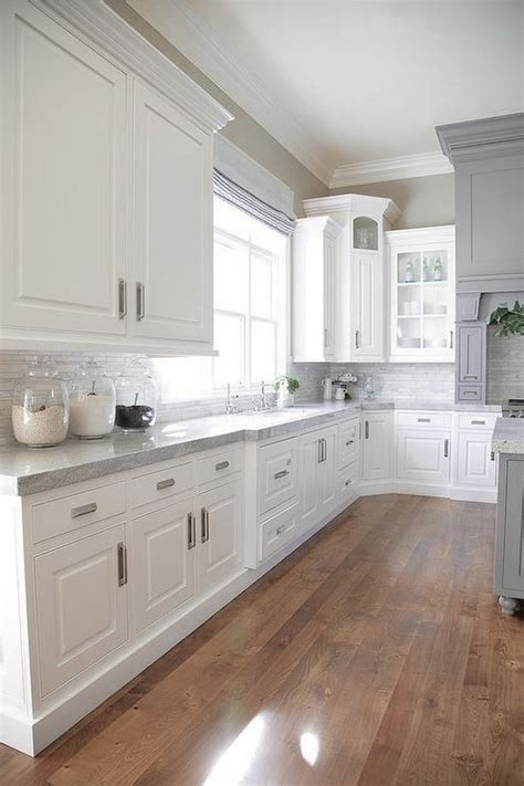 ideas for kitchens with white cabinets best 25 white kitchen cabinets ideas on pinterest