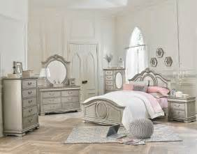 silver bedroom furniture jessica silver bedroom all american furniture buy 4