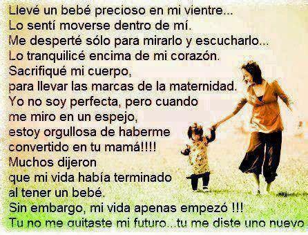imagenes de reflexion para un hijo frases y reflexi 243 n de amor ser madre es mi mayor orgullo