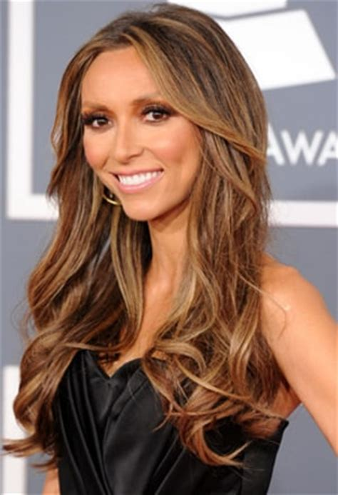 why did guilliana rancic color her hair giuliana rancic us weekly