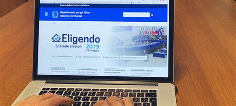 interno it elezioni tutti i candidati alle elezioni europee 2019 ministero