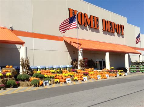 the home depot clarksville tn company profile