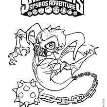 krypt king coloring pages skylanders trap team coloring pages krypt king