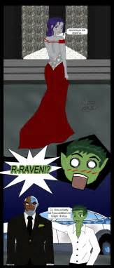 beastboy and raven comic by lesliemint on deviantart