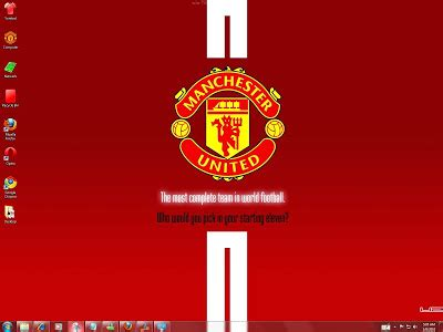 Hp Manchester United free manchester united windows 7 and windows 8