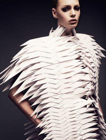 fashion design engineer origami fashion paper engineering meets fashion design