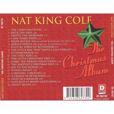 you tube happiest christmas tree nat king cole the album nat king cole mp3 buy tracklist
