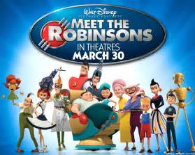 meet the robinsons collection animated