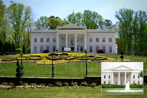 what is the square footage of the white house casas que foram inspiradas ou copiadas de casas famosas arreganho