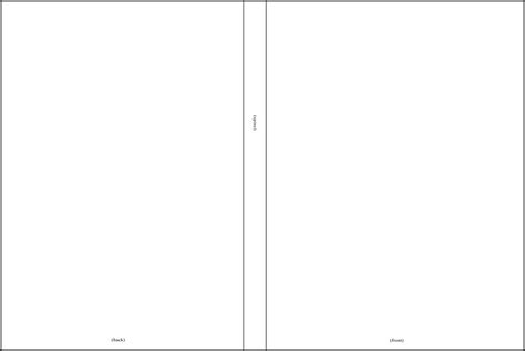 template for book cover with spine tcp cover ideas template by maseiya on deviantart