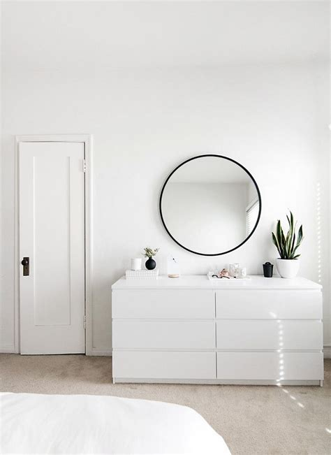Bedroom Mirror 17 Best Ideas About Bedroom Mirrors On White