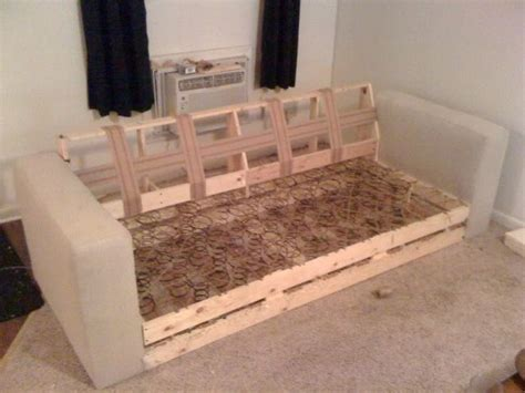 build a sofa 11 best images about couch on pinterest pallet sectional