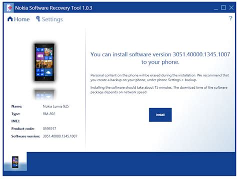 nokia resetting software nokia software recovery tool offers diy phone software