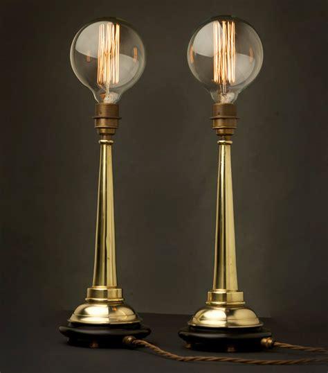 Edison Light Globes Part 2 Brassy Classy Steunk Edison Style Light Fixtures