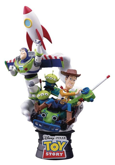 previews prevue vault s wasted space is full of previews exclusive d select dioramas feature disney and