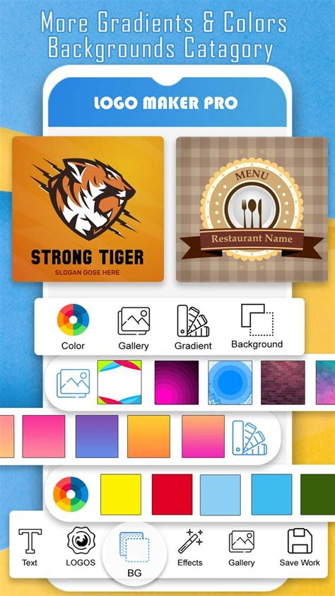 logo maker pro  android apk