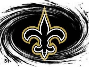 new orleans saints colors nfl new orleans saints logo whirlpool black 1600x1200