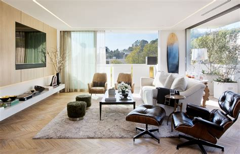 appartment hunter house tour celebrity designer adam hunter s los angeles