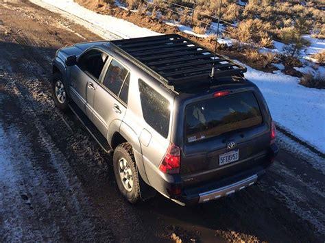 2007 toyota 4runner roof rack toyota 4runner 4th roof rack front runner free