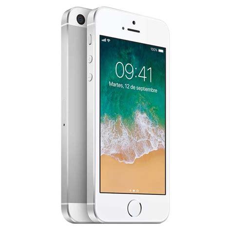 g iphone se iphone se 32gb 4g plata ss alkosto tienda