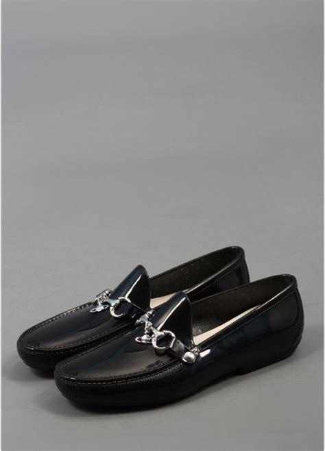 vivienne westwood morsetto mocassin shoes black