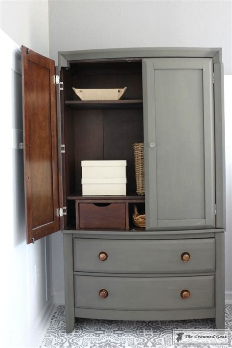 painted tv armoire 552 best painted stained furniture images on pinterest