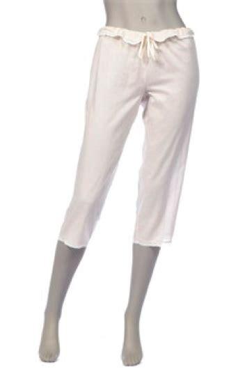 comptoir des cotonniers recrutement comptoir des cotonniers pyjama pantacourt derriere