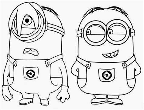 stuart minion coloring page real bugs with names coloring pages
