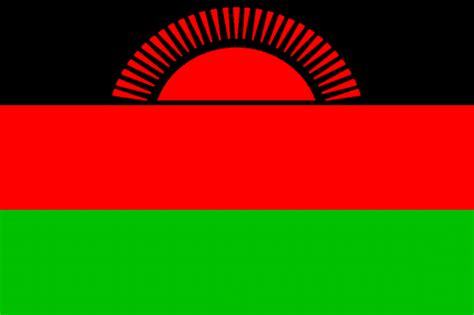 malawi flag country flag meaning malawi flag pictures