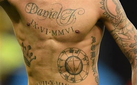 quiz what tattoo is right for you world cup 2014 footballers tattoo quiz telegraph