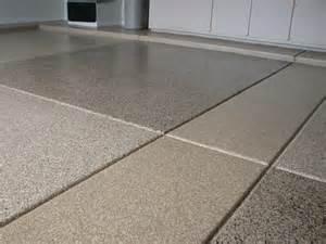 epoxy finish garage flooring sledge concrete coatings
