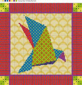 Free Origami Patterns - 17 best photos of fabric origami quilt patterns fabric