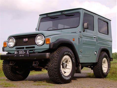 jeep daihatsu 1982 daihatsu rocky taft i always wanted one of these