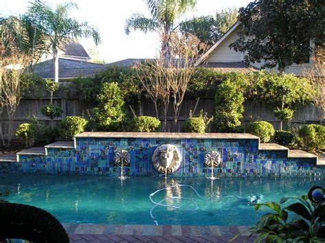 pretty pools pretty pool wall in my garden pool pinterest